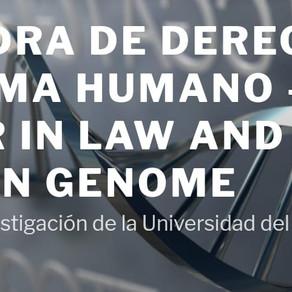 A REALIZAÇÃO DE TESTES GENÉTICOS PREDITIVOS   Apresentação de Trabalho internacional em Bilbao