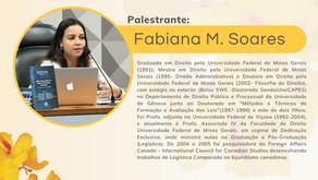 MOSTRA 2021   Palestrante confirmada: Fabiana de Menezes Soares