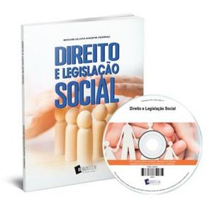 Publicação de Livro: DIREITO E LEGISLAÇÃO SOCIAL