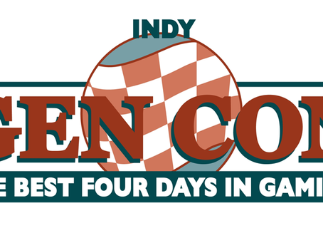 GriffoNest Games Goes to Gen Con 2019