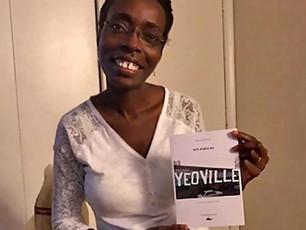 Rencontre avec Julie Ilondo, auteure de son premier roman paru chez Pangolin