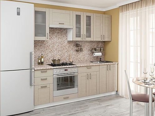 Кухонный модуль лофт 1 Cappuccino Veralinga