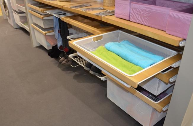 хранение одежды