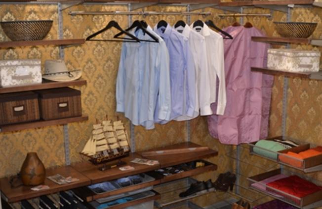 система хранения одежды