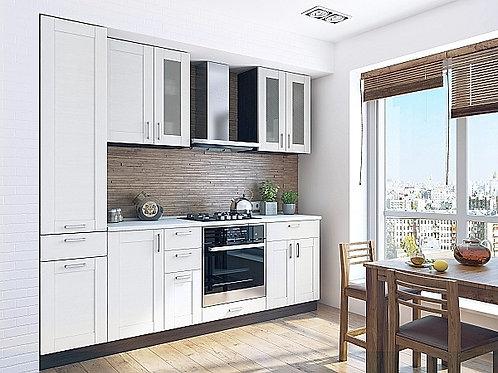 Кухонный модуль лофт 2 Snow Veralinga