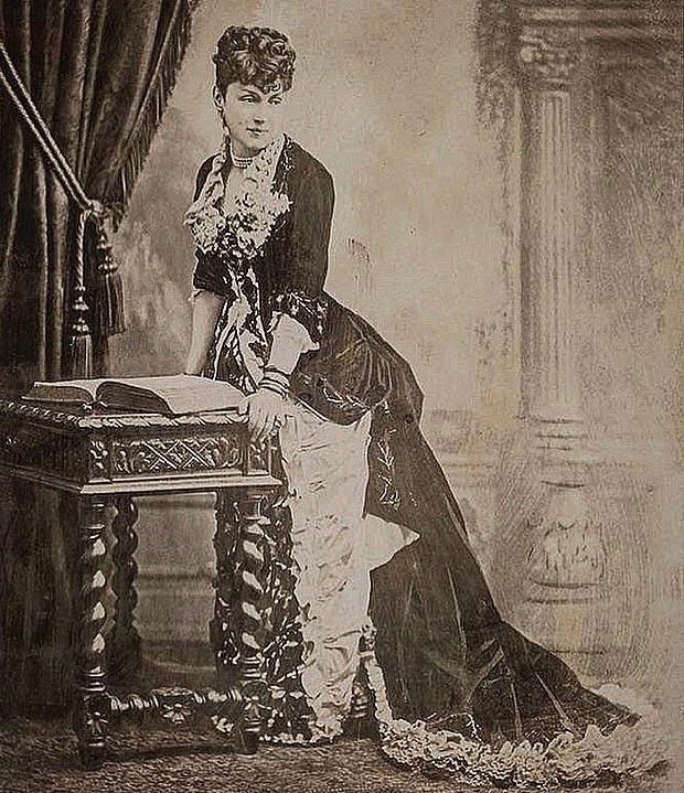 La Marquise Arconati Visconti, la discrète grande donatrice.
