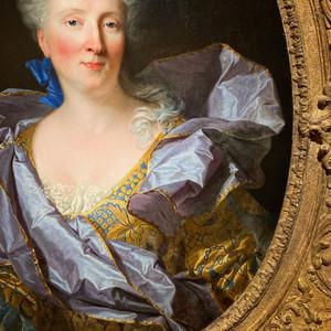 Hyacinthe Rigaud et l'Art de draper les puissants