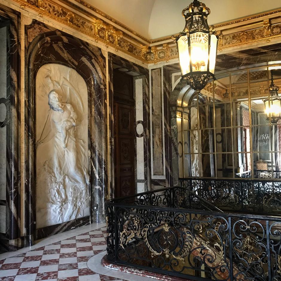 L'Hôtel de Béhague, résidence de l'Ambassadeur de Roumanie à Paris