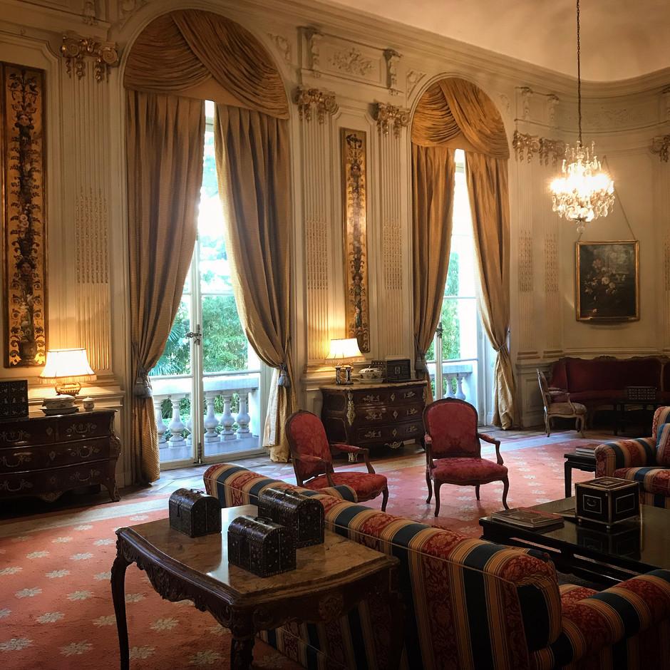 L'Hotel de Levy, résidence de l'Ambassadeur du Portugal à Paris
