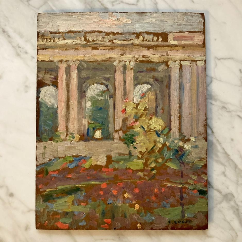 Ernest Quost et le Grand Trianon de Versailles