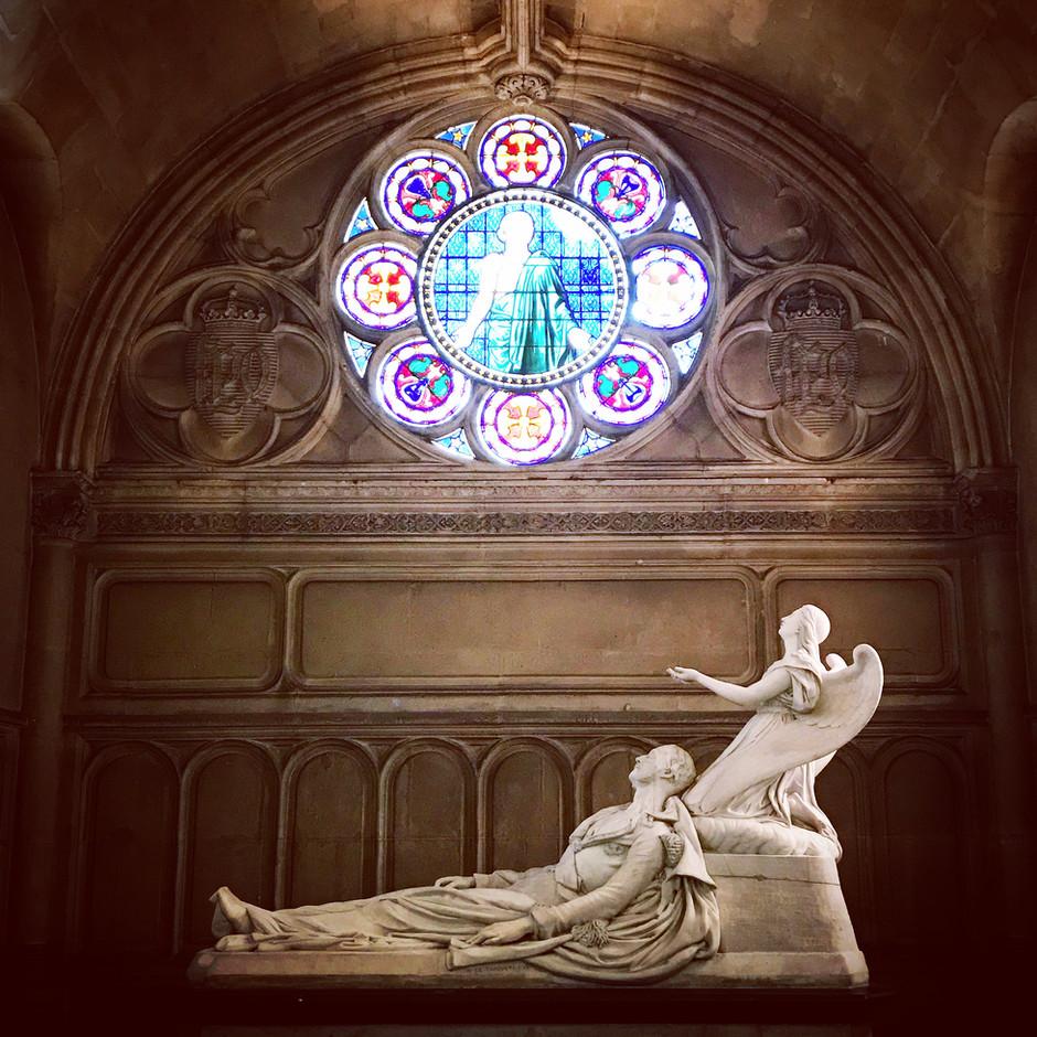 La Chapelle Notre-Dame de la Compassion de Paris
