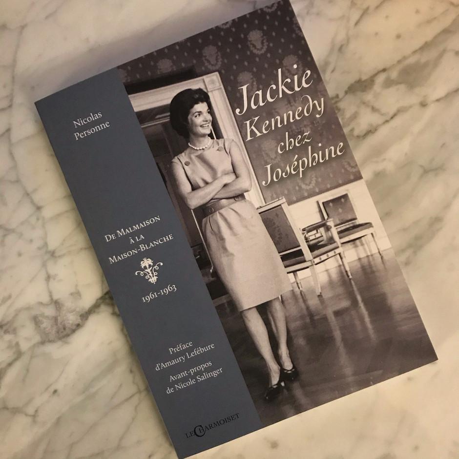Jackie Kennedy chez Joséphine, par Nicolas Personne.