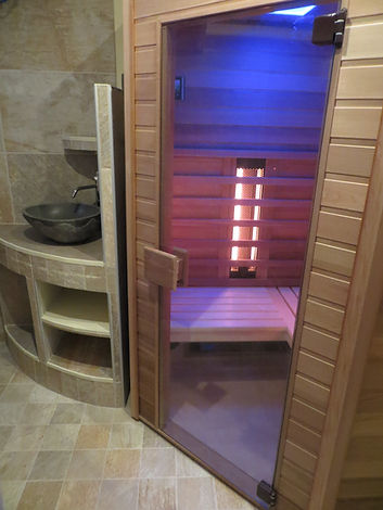sauna spa orange avignon