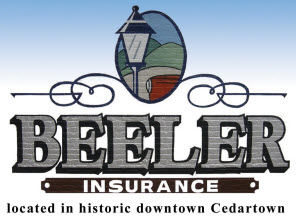 Beeler Insurance Logo in 2003