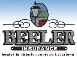Beeler Insurance Logo in 2003