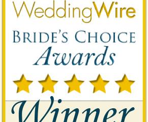 COUPLE'S CHOICE AWARD 2016!