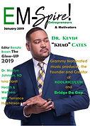 EM-Spire Magazine April_Cover_Dr Kevin K