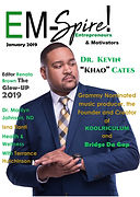 EM-Spire Magazine April_Cover_Dr Kevin K