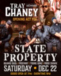 Tray Chaney Promo - Music.JPG