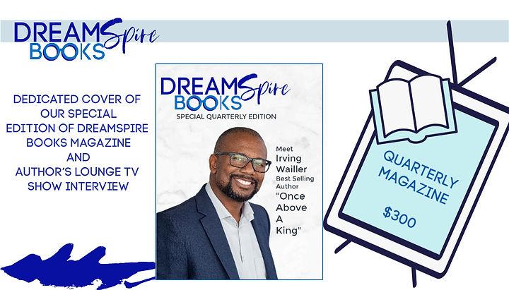 dreamspirebguest bestsellers package cop