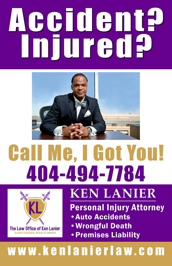 The Law Office of Ken Lanier - Advertise