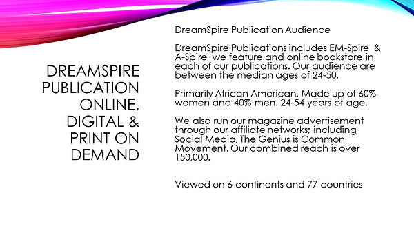 DreamSpire Publication Book Cover_Book P
