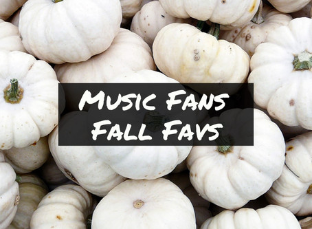WTB's Soundtrack to Fall🍂