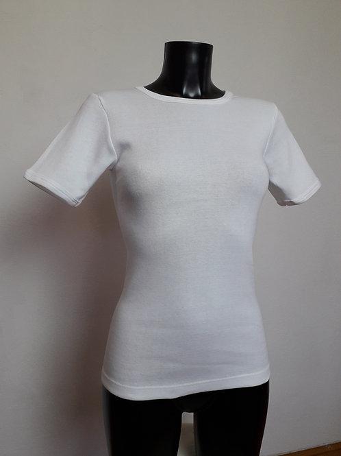 Damen-Spenzer 1/2-Arm aus Strickflausch
