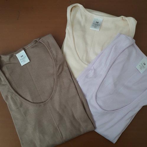 Damen Longsleeve Shirt | verschiedene Farben