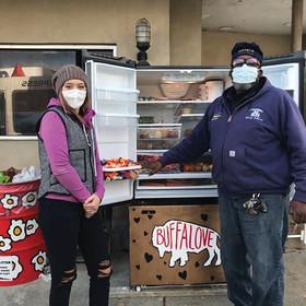 Q&A With Buffalo Community Fridge