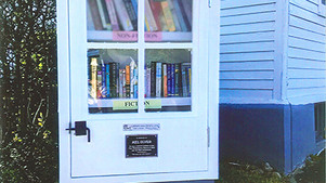 New Little Free Library in Chili