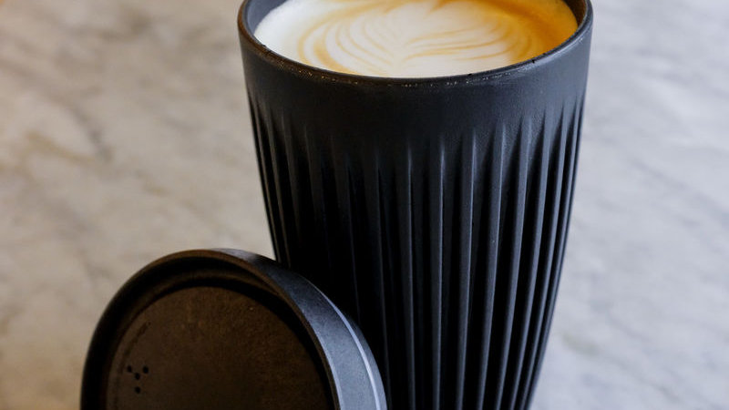 Sustainable cup