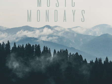 #MusicMondays: Cloudy day relaxation.