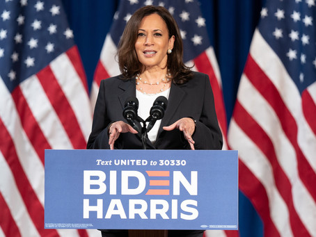 BREAKING NEWS: California Sen. Kamala Harris Named 49th Vice President of the United States