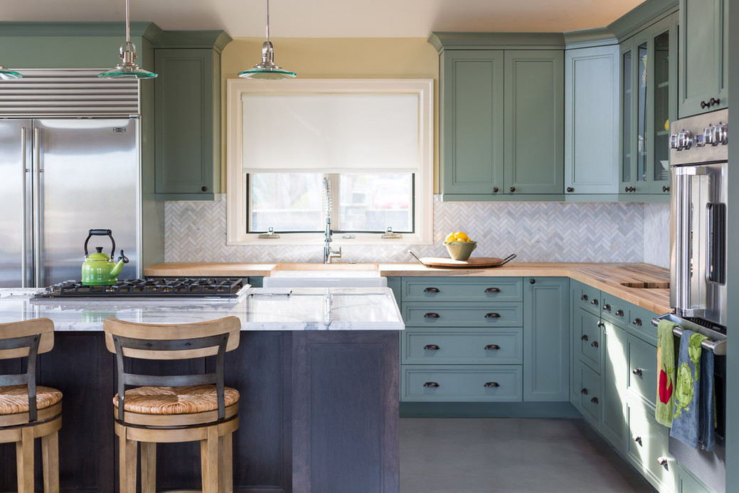 Madrona Kitchen Remodel