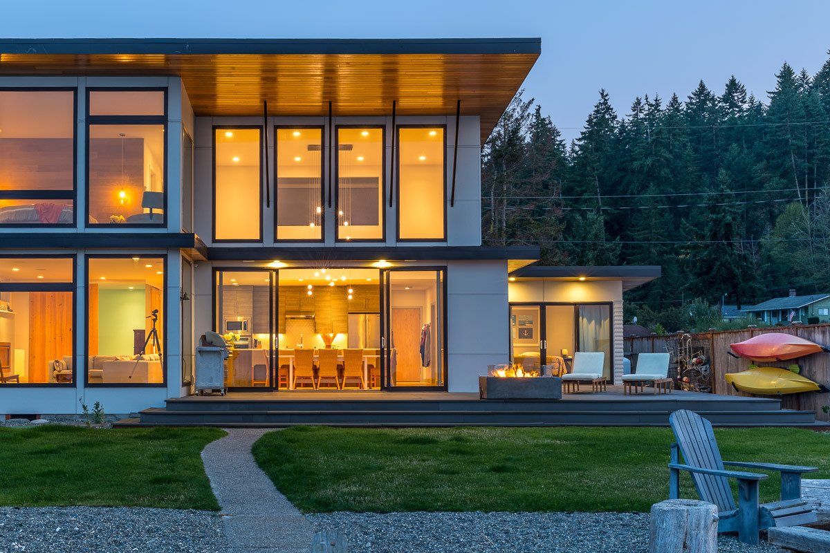 Whidbey Beach House
