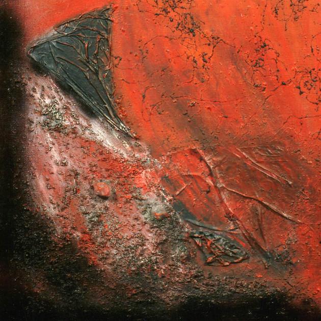 Le coeur du volcan