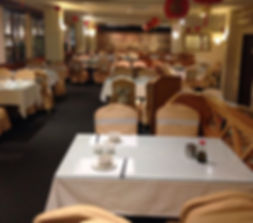 Regal Chinese Restaurant Dining Area