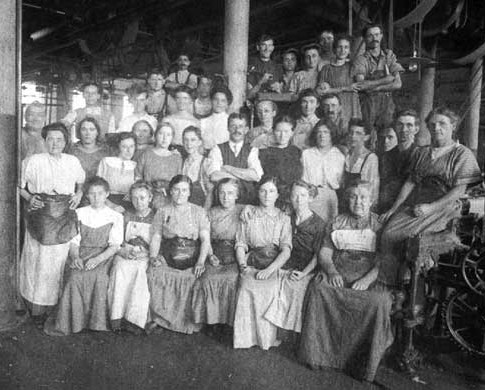 Lowell Mill Girls