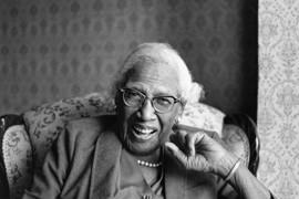 1930 Rosina Tucker helps organize the first Black labor union — the Brotherhood of Sleeping Car Porters.