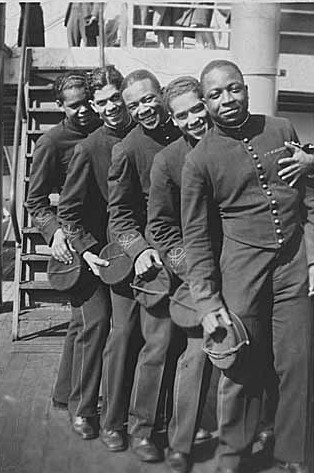 The Marine Cooks and Stewards Union, led by young radical African American workers, had a very large number of gay members and leaders in the 1930s and 1940s.  Surce: Liberation School