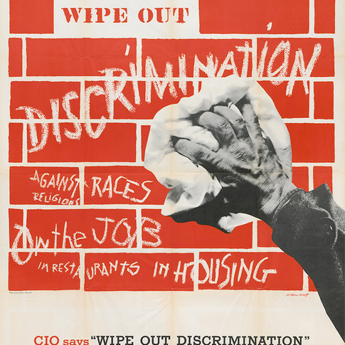 CIO Says Wipe Out Discrimination