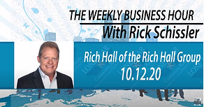 Executive Coach, Rich Hall Group, Family-owned business coach