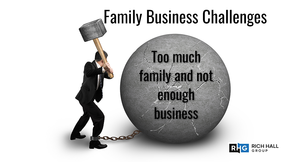 Rich Hall Group | Executive Coach | Family Business Expert