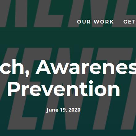Outreach, Awareness, and Prevention