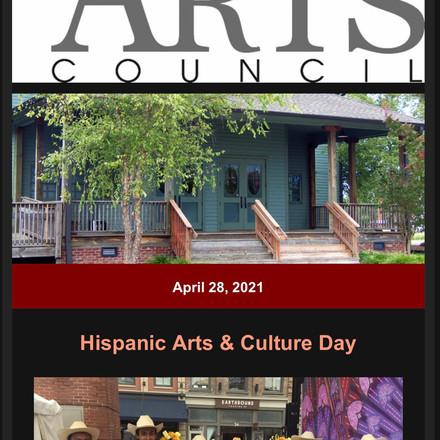 Hispanic Arts & Culture Day