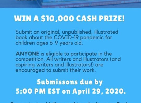 Children's Ebook competition