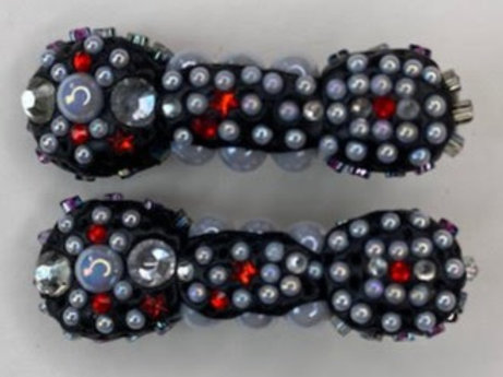 Clips: Pearly Queen Set (2pcs)