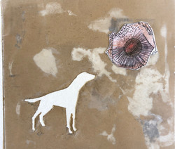 whippet macabre art by alexandra godwin your place to space