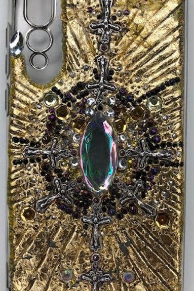 Phone Case: Gold Leaf - Huawei P20 Pro